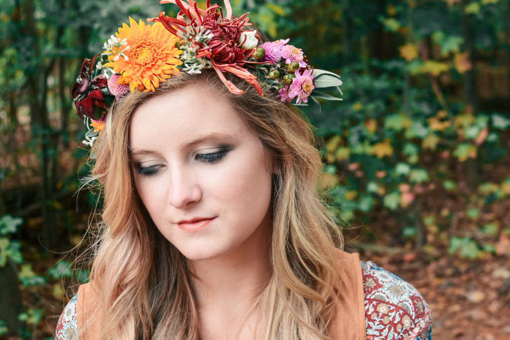 Blossom and Branch NC | Flower Crown