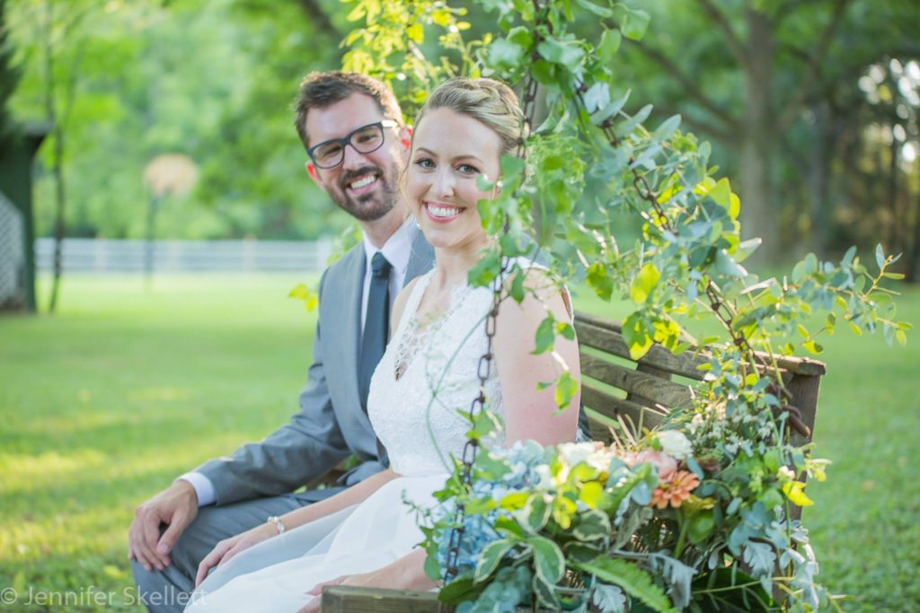 Blossom and Branch Styled Shoot